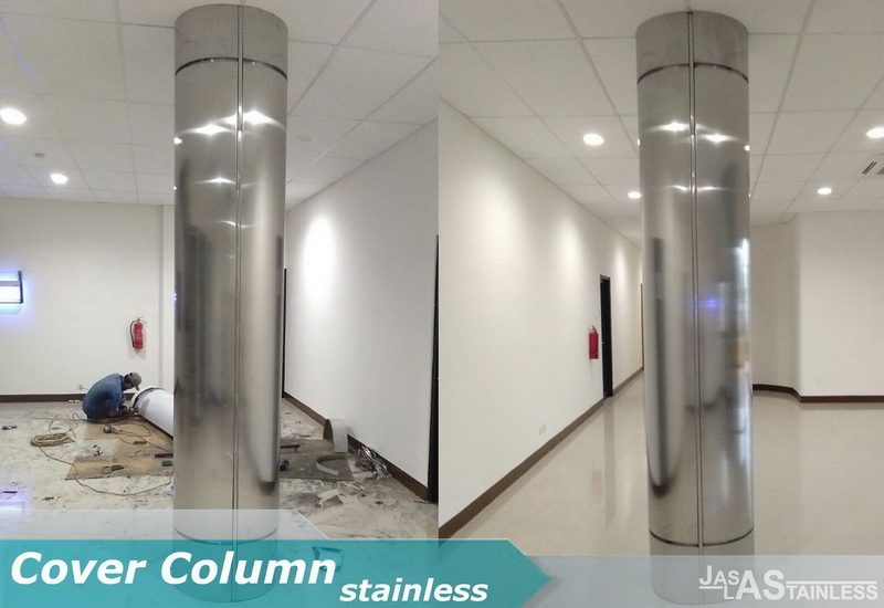 Cover Column Stainless
