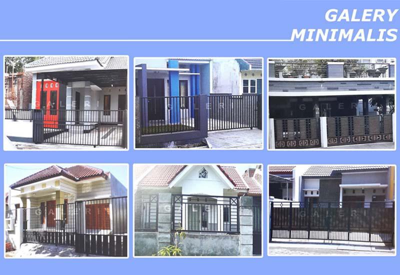 Galeri Minimalis