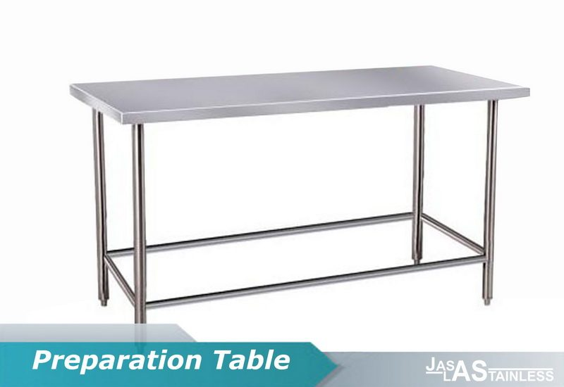 Work Table – Meja Stainless