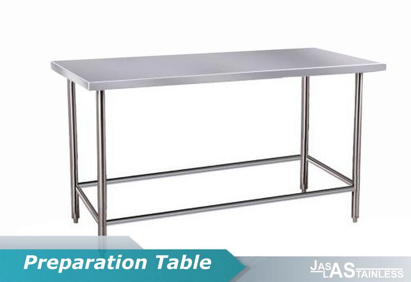 produksi meja stainless