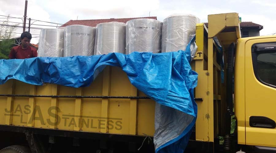Delivery Jasa Las Stainless 1